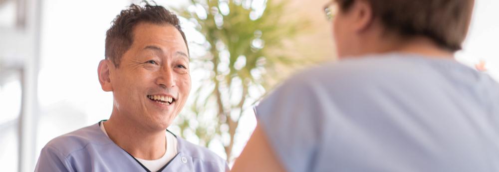 副作用のない自然な方法で、めまいを治す鍼灸整骨治療の専門集団。