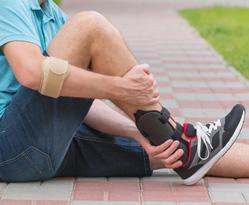 ランニングと足首の痛み