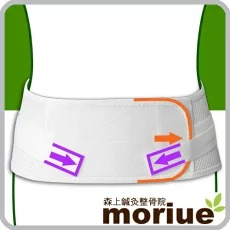 原因不明の腰痛 パワフルサポート10 原因不明の腰痛を治療する腰痛ベルト