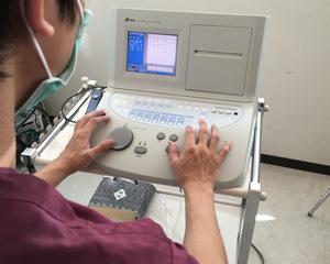 突発性難聴の検査